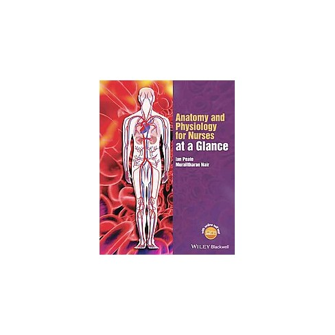 Anatomy And Physiology For Nurses At A G At A Glance Paperback