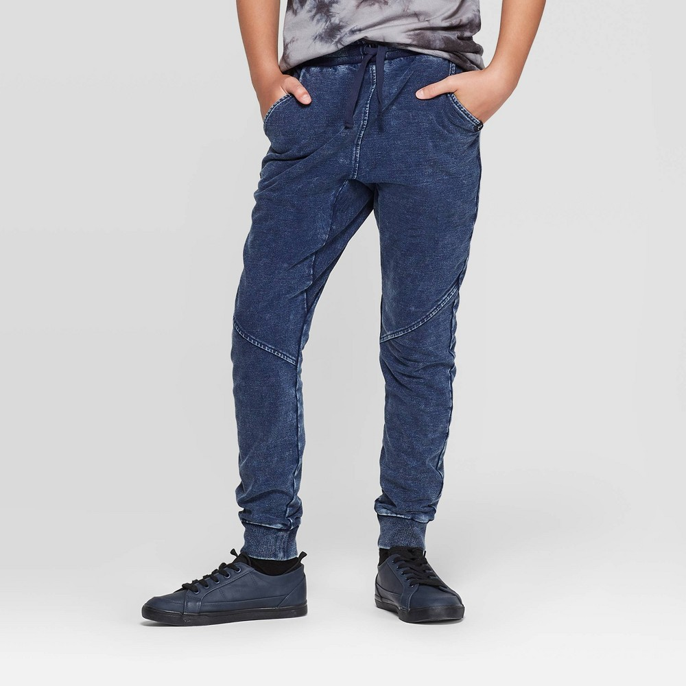 Image of Boys' Jogger Pants - art class Blue XL, Boy's