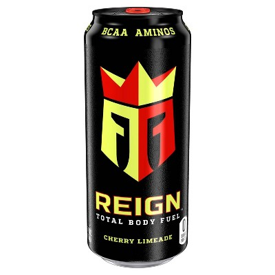 Reign Cherry Limeade Energy Drink - 16 fl oz Can