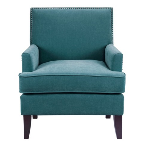 Robin Track Arm Club Chair - Blue - image 1 of 8