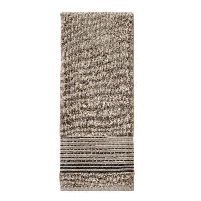 Chadwick Striped Bath Towel Taupe - SKL Home