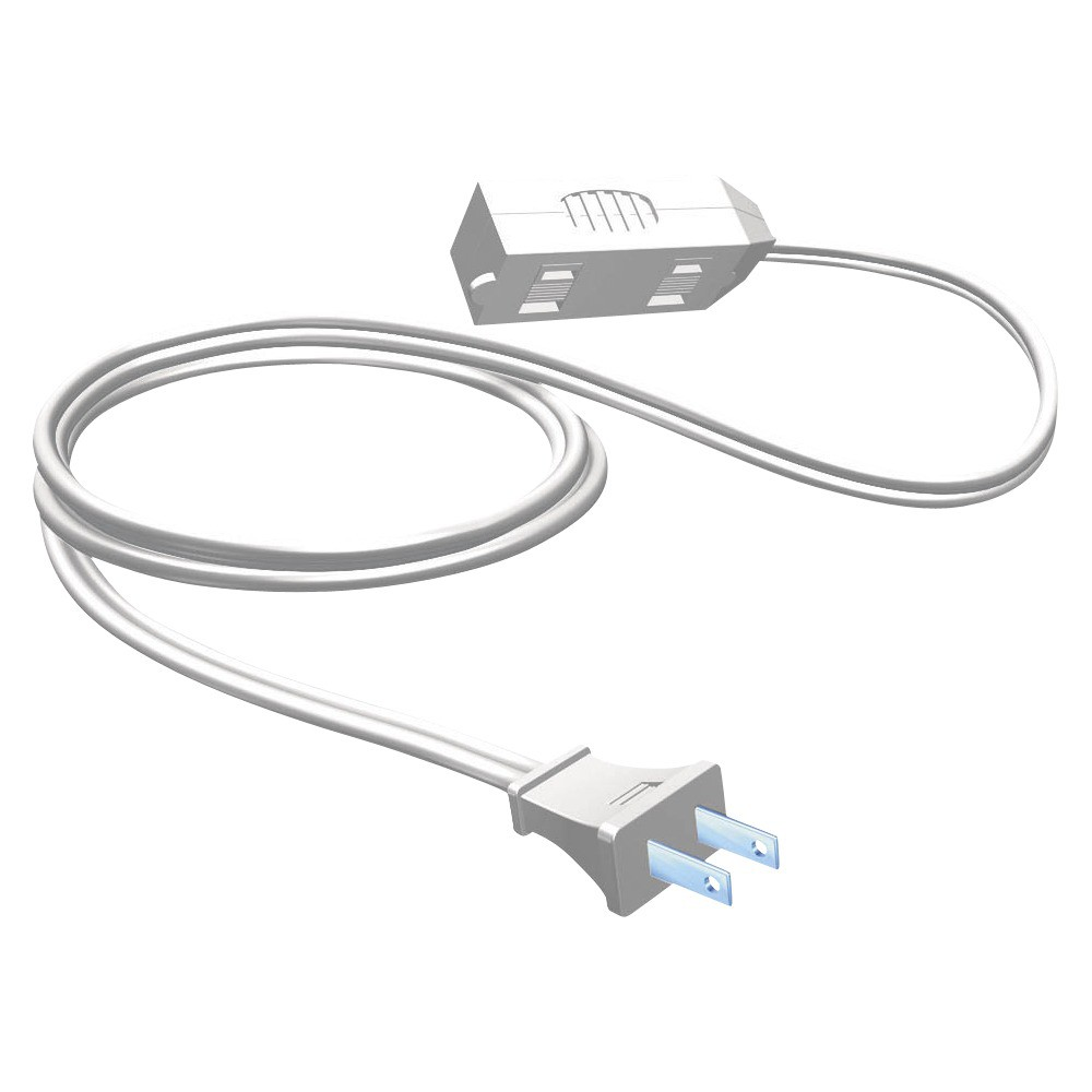 Westinghouse 15ft , Indoor Extension Cord (White)