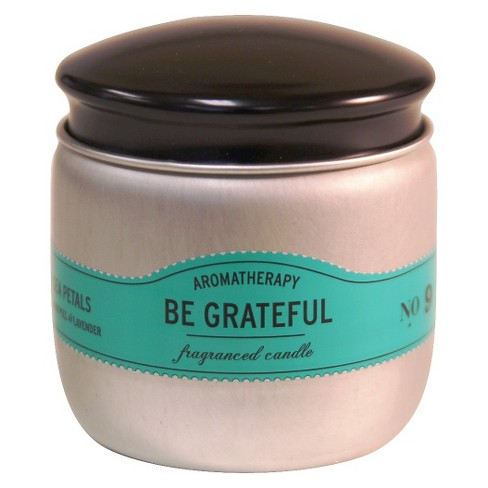 Tin Candle Be Grateful 9.35oz - Aromatherapy® - image 1 of 1