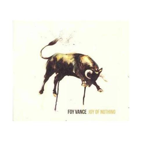 Vance - Joy Of NothingJoy Of NothingJoy Of Nothing (CD) - image 1 of 1