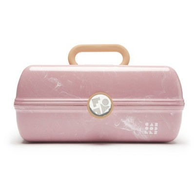 Caboodles On The Go Girl Case - Stone Pink