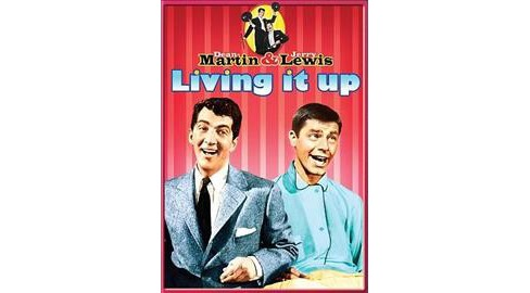 Living It Up (DVD) - image 1 of 1