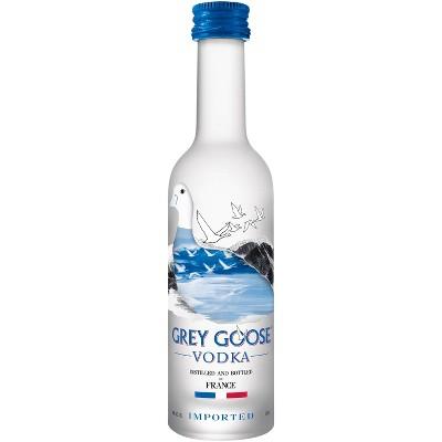 Grey Goose Vodka - 50ml Bottle