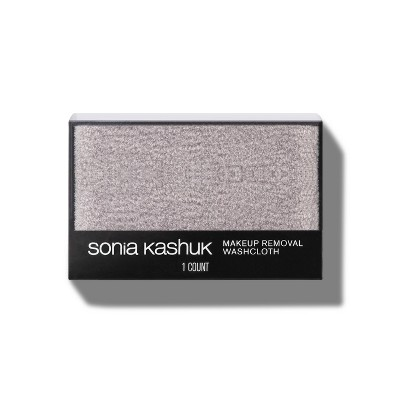 Sonia Kashuk™ Facial Cleanser Washcloth - Gray