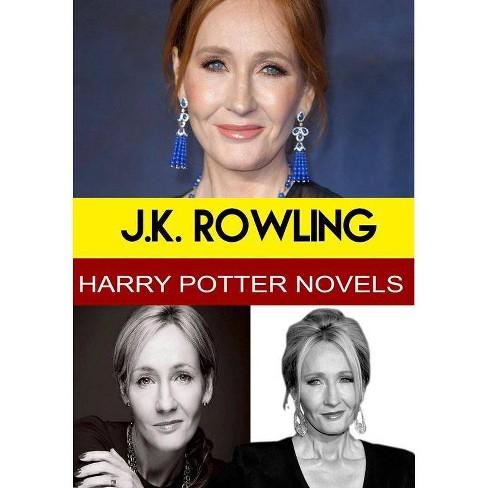 J.K. Rowling: Harry Potter (DVD) - image 1 of 1
