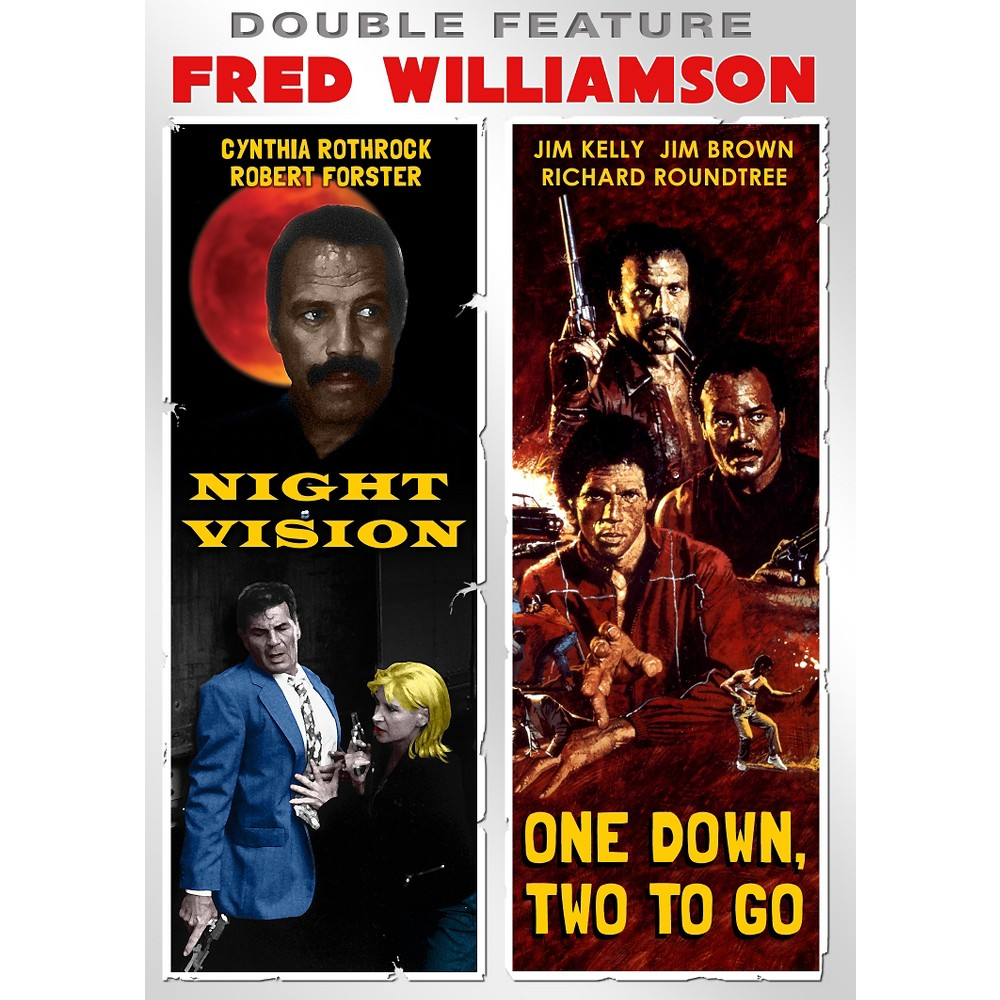 Fred Williamson Double Feature:One Do (Dvd)