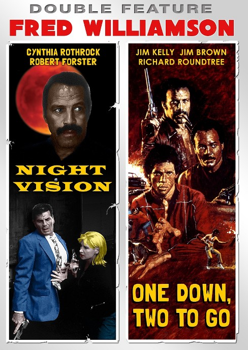 Fred Williamson Double Feature:One Do (DVD) - image 1 of 1