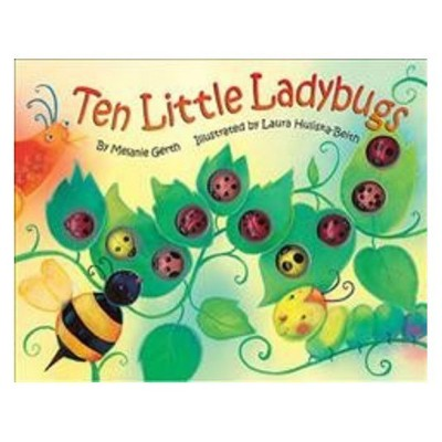 Ten Little Ladybugs (Hardcover)(Melanie Gerth)