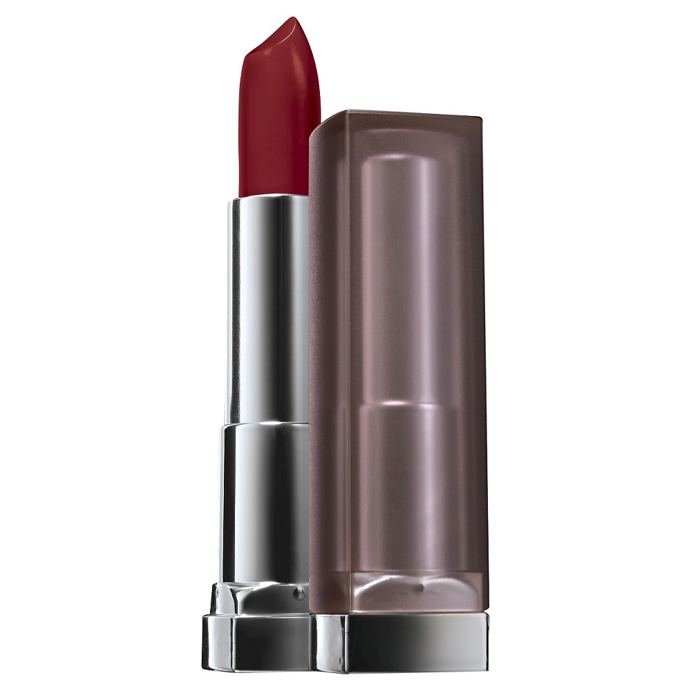 Maybelline Color Sensational Creamy Matte Lip Color 695 Divine Wine - 0.15oz