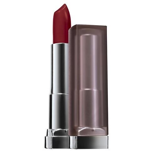 Maybelline Color Sensational Creamy Matte Lip Color 695 Divine Wine - 0.15oz - image 1 of 1