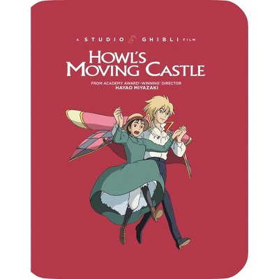 Howl's Moving Castle (Limited Edition Steelbook) (Blu-ray + DVD)