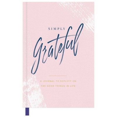 Green Inspired Simply Grateful Journal