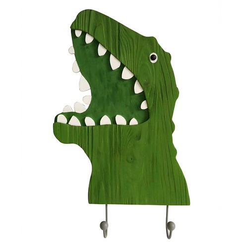 Dinosaur Wall Dcor with Hooks - Pillowfort™ - image 1 of 2