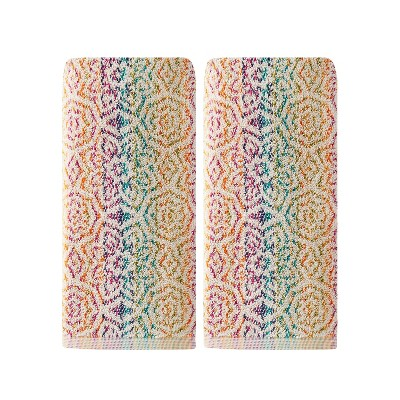 2pc Rhapsody Hand Towel Set - SKL Home