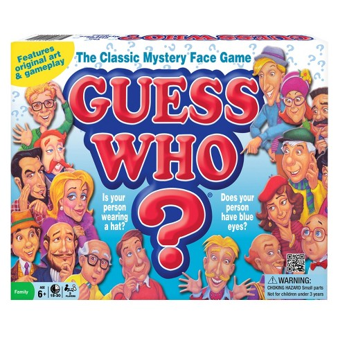 Winning Moves Guess Who Game Target