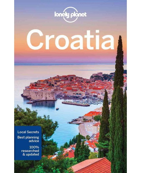 Lonely Planet Croatia (Paperback) (Peter Dragicevich & Marc Di Duca & Anja Mutic) - image 1 of 1