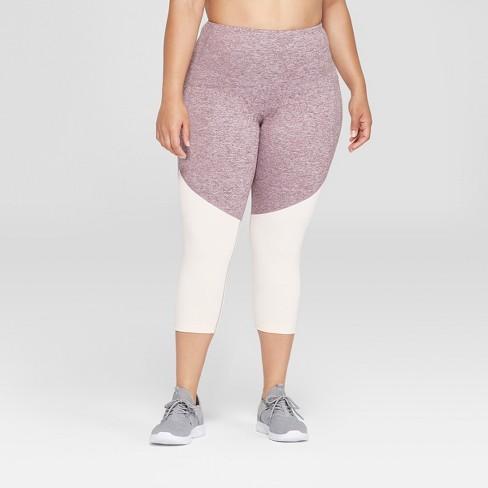 dc24b861d336e Women s Plus Size Studio Mid-Rise Capri Leggings 20