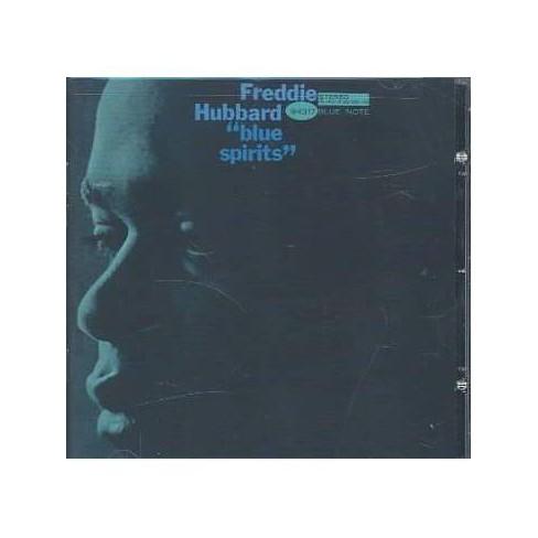 Freddie Hubbard - Blue Spirits (Bonus Tracks) (Remaster) (CD) - image 1 of 1