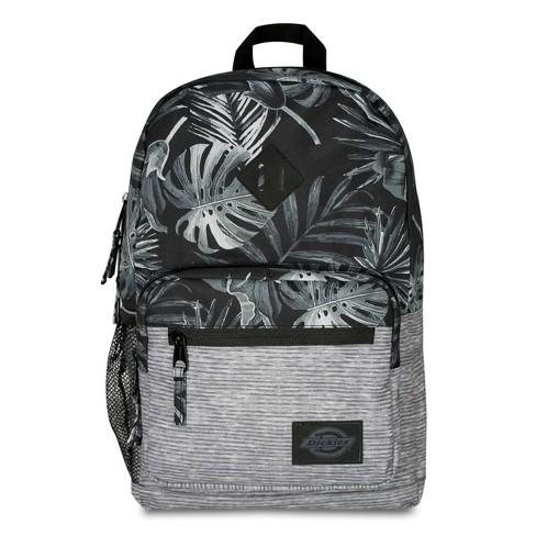 "Dickies 17.5"" Study Hall Backpack - Dark Tropical - image 1 of 3"