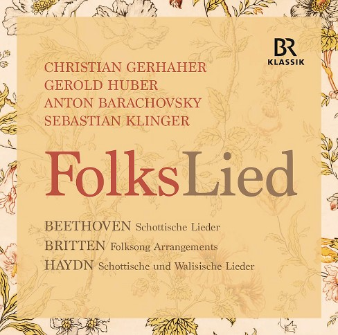Christian gerhaher - Folkslied (CD) - image 1 of 1