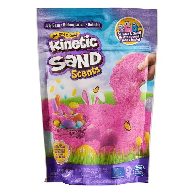Kinetic Sand Scents 8oz Jelly Bean