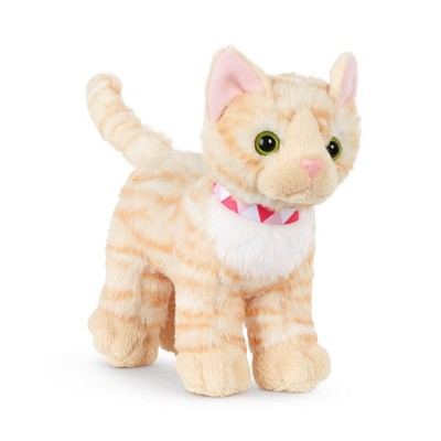 "Our Generation Posable American Shorthair Kitten 6"" Pet Cat Plush"