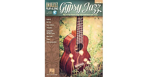 Gypsy Jazz (Paperback) - image 1 of 1