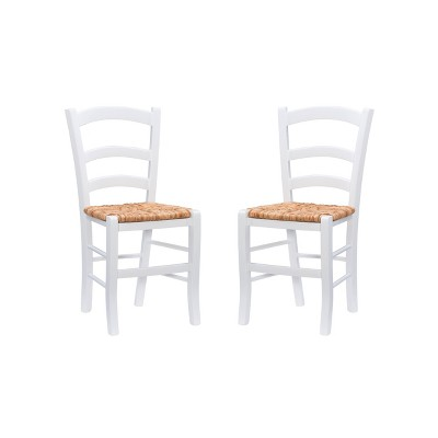 Set of 2 Carmelo Side Chairs - Linon