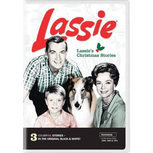 Lassie's Christmas Stories (DVD) - image 1 of 1