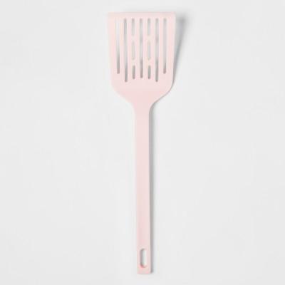 Slotted Turner Spatula Pink - Room Essentials™