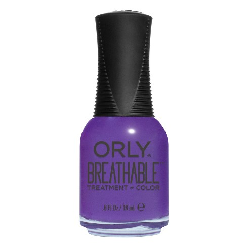 ORLY Breathable Treatment + Color Nail Polish : Target