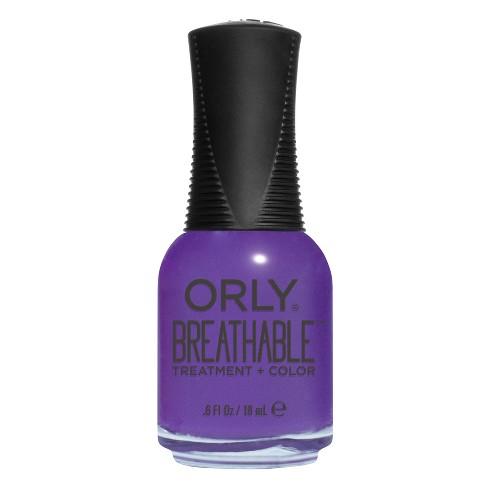 ORLY Breathable Treatment + Color Nail Polish - 0.6 fl oz - image 1 of 4