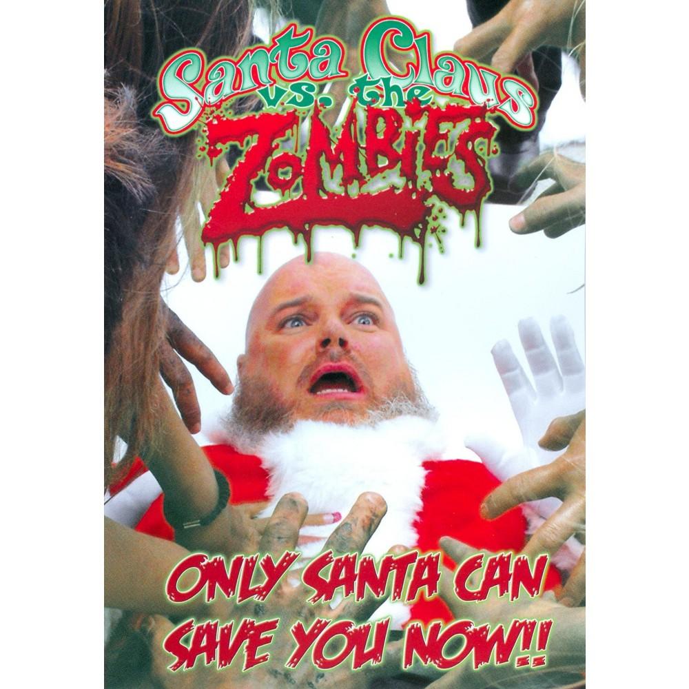 Santa claus vs the zombies (Dvd)