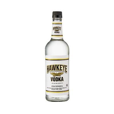 Hawkeye Vodka - 750ml Bottle