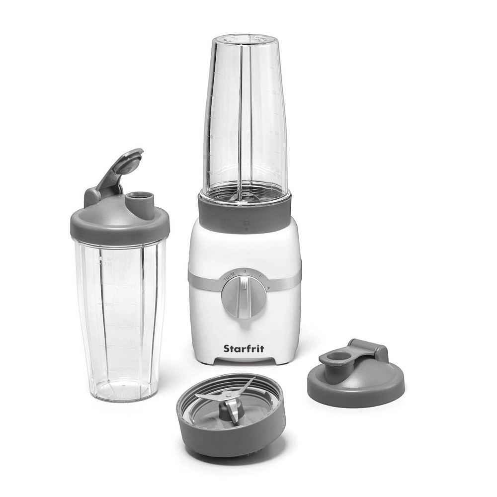 Starfrit 3 Speed Electric Personal Blender White