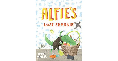 Alfie's Lost Sharkie (School And Library) (Anna Walker) - image 1 of 1