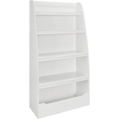 Kids' Dixie 4 Shelf Bookcase White - Room & Joy
