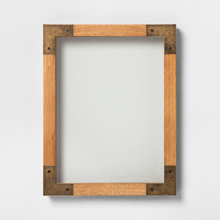 Wood Float Frame - Hearth & Hand™ with Magnolia - image 1 of 4