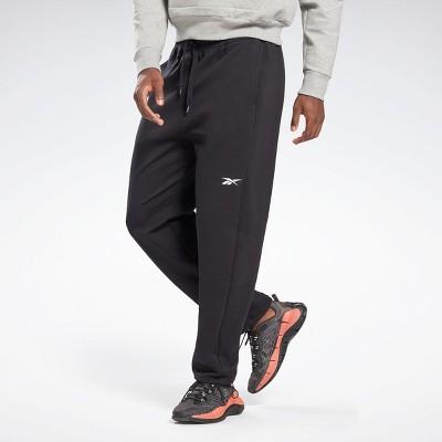 Reebok DreamBlend Cotton Track Pants Mens Athletic Pants