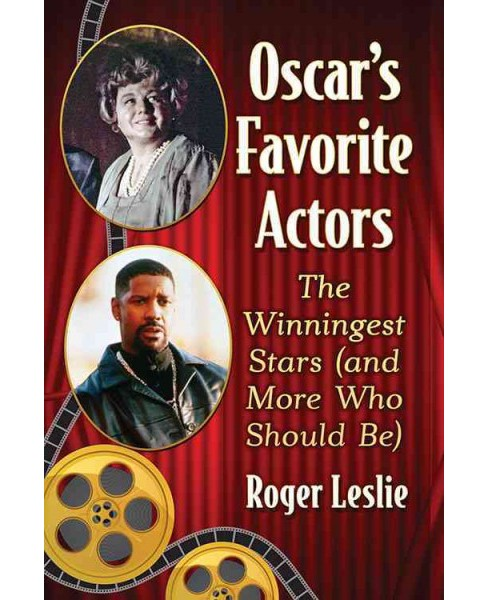 Oscar's Favorite Actors The Winningest st : The Winningest Stars (and More Who Should Be) - image 1 of 1