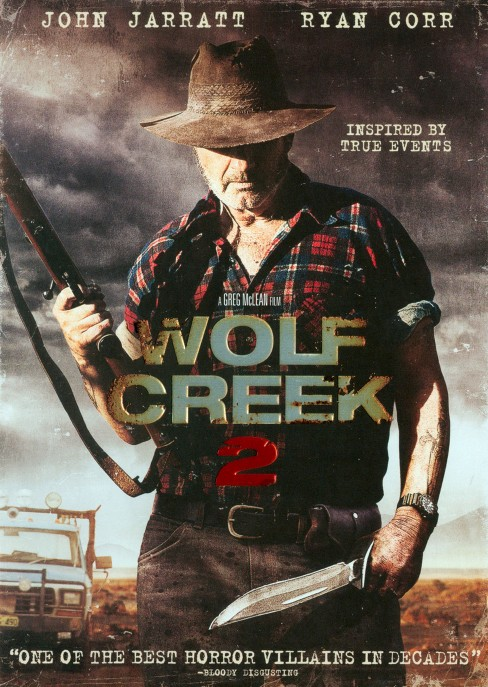 Wolf creek 2 (DVD) - image 1 of 1