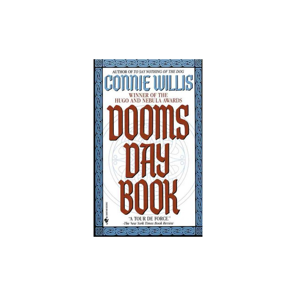 Doomsday Book - by Connie Willis (Paperback)