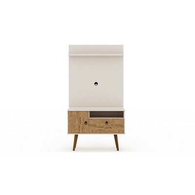 """Tribeca Panel and TV Stand for TVs up to 32"""" - Manhattan Comfort"""