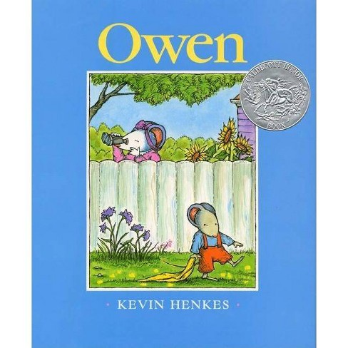 Owen - by  Kevin Henkes (Hardcover) - image 1 of 1