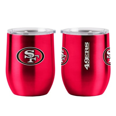 NFL San Francisco 49ers Gameday Curved Ultra Tumbler - 16oz