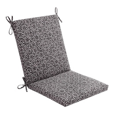 Farris Chair Cushion DuraSeason Fabric™ Black - Threshold™